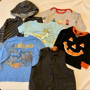 Other - Multi-Brand Boy's Clothing Lot Sizes 12-18 Months